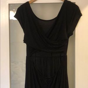 Rolla Coster Dresses - Beautiful black maxi dress- with back detail!